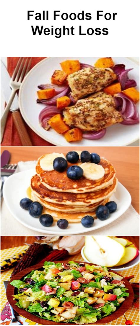 8 weight loss foods 8 fall foods for weight loss
