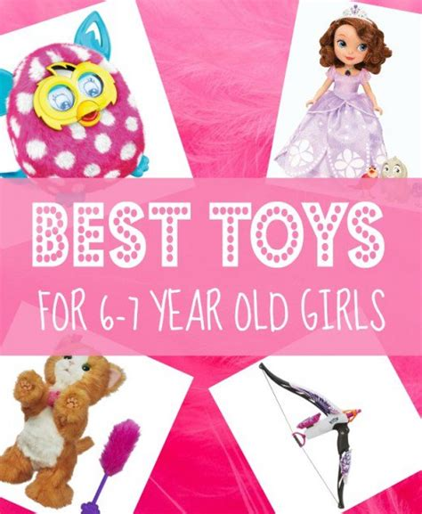 best gifts for six year old girls christmas birthday