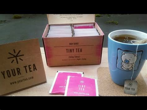 Tiny Tea Detox by Tiny Tea Your Tea 14 Day Detox Mein