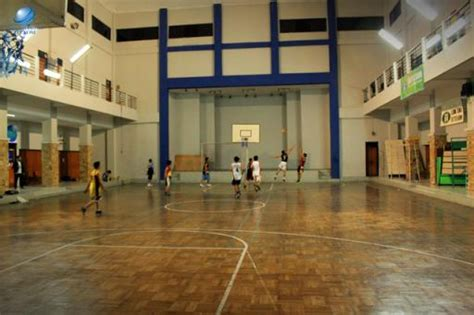 sarana  prasarana permainan bola basket amanrupputra