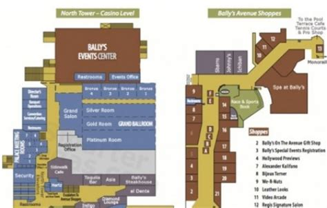 las vegas casino floor plans ballys casino floor plan 171 thai ajman