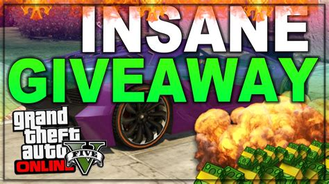 Gta 5 Money Giveaway - gta 5 online modded account giveaway unlimited money rank gta 5 online money