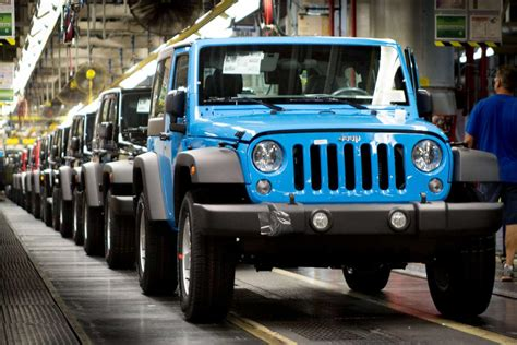 is jeep an american made car new american made index by cars sports techie