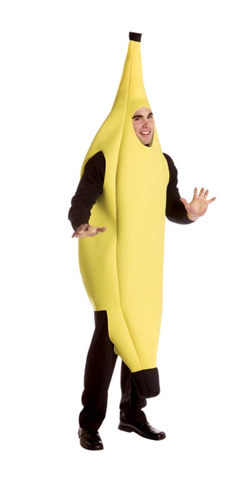 banana costume banana padded fancy dress costume by rasta imposta