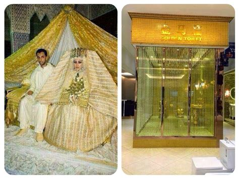 cing toilet dubai saudi king presents daughter pure gold toilet as a wedding