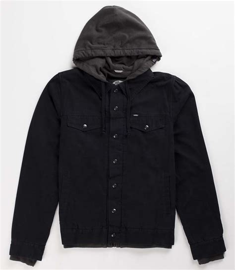 Jaket Hoodie Cotton Vans 2 Vans Recalls Boy S Hooded Jackets With Drawstrings Due To