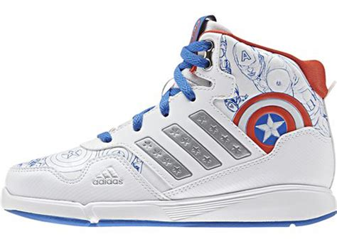 adidas  released  avengers sneakers sole collector