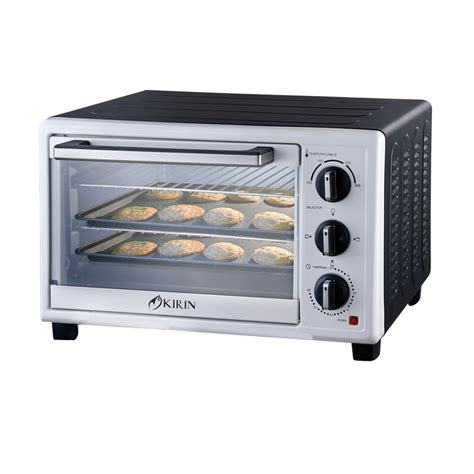 Oven Listrik Kirin 400 Watt jual kirin kbo 190 lw oven listrik 19 liter