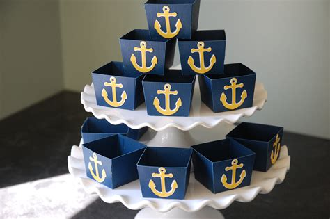 Us Navy Decor by Anchor Cups Nautical Supplies Nut Cups By