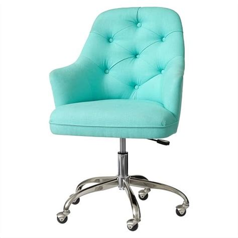 aqua swivel desk chair aqua desk chair chairs seating