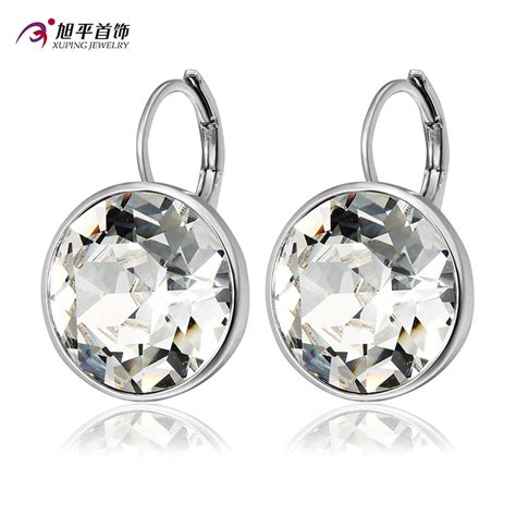 swarovski earrings sale aliexpress buy xuping fashion top sale crystals from