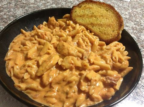 recipes with pasta all recipes penne pasta with chicken pink sauce