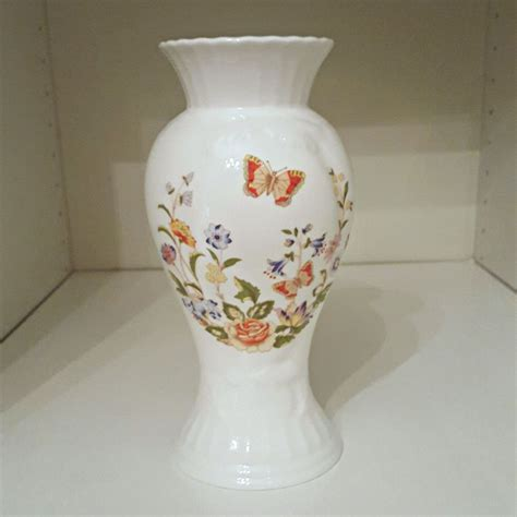 Aynsley Cottage Garden Vase by Aynsley Cottage Garden Cascade Vase 8 5 Inch