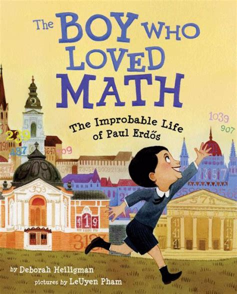 loved books the boy who loved math deborah heiligman