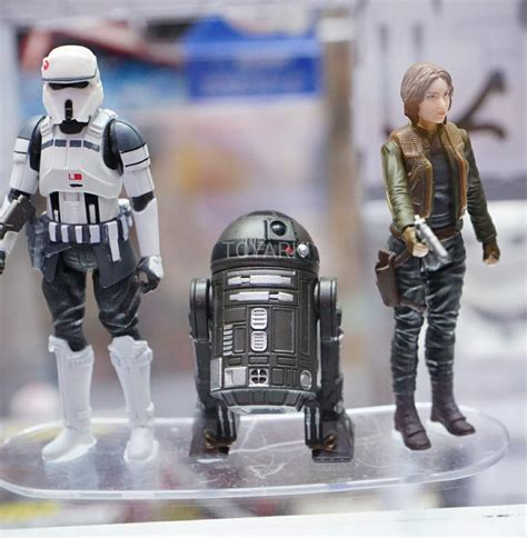 Hasbro Wars Rogue One 3 75 Galen Jyn Erso Figure Wave 4 New In S maj hasbro les produits rogue one se d 233 voilent