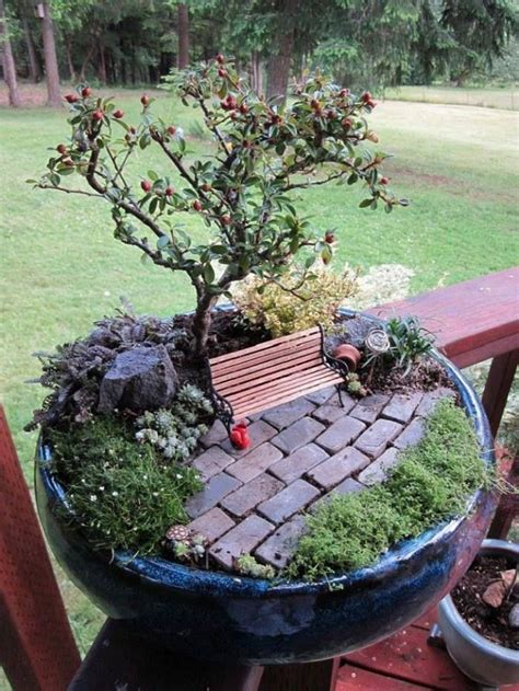 tiny garden magical fairy garden ideas you your kids will love
