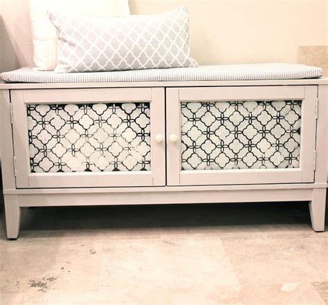 file cabinet storage bench azzure diy bench with storage diy pinterest