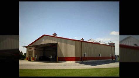 Prefab Metal Barns Steel Agricultural Buildings Prefabricated Metal Barns Pre