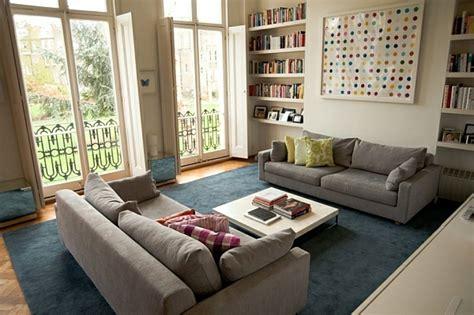 sofa kleines wohnzimmer kleines wohnzimmer einrichten 20 ideen f 252 r mehr ger 228 umigkeit