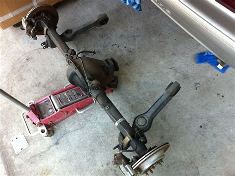 8 8 mustang rear end mustang 8 8 rear end removal and cleanup 93coupe