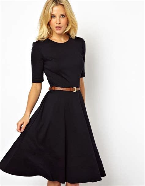 ideas  knee length dresses  pinterest