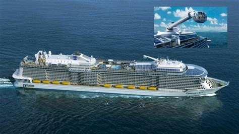 royal caribbeans newest ship meyer werft to build third quantum class cruise ship for