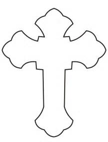 Cross Outline by Cross Outline Tupac Cross Outline Image Search Results Cross Templates Crosses