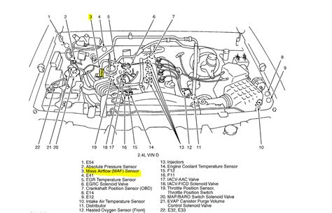 nissan 3 3l engine diagram nissan free engine image for