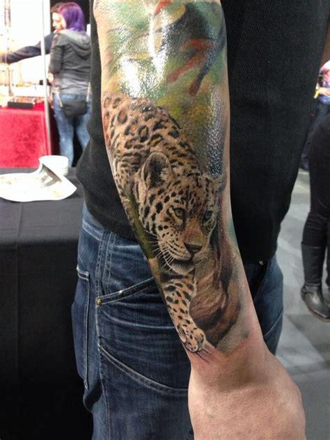 jaguar tattoo 3d jungle tattoo jungle tattoo pinterest a lion cats
