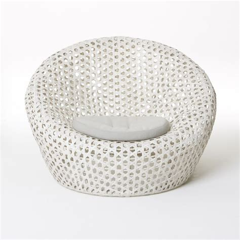 Montauk Nest Chair by Montauk Nest Chair Oyster Outdoor Lounge