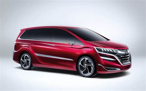 2018 Honda Odyssey Redesign 2018 Honda Odyssey Redesign Changes Features Price