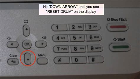 how to reset brother hl 1110 printer reset toner brother tn1000 tn1050 hl1110 mfc1810 dcp1510