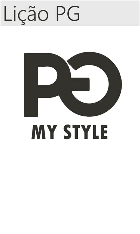My Style pg my style for windows 10 mobile