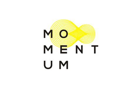 design dynamic logo momentum dynamic logo design animated gif by alex tass