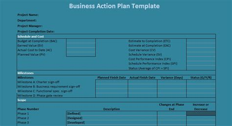 business plan template excel free download canoeontario ca