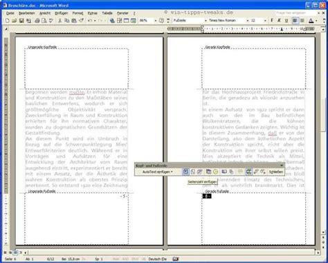 Word Vorlage Heft A5 Flyer Erstellen Word 2010 Baumaschinen Und Ausr 252 Stung