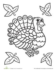 girl turkey coloring page 1000 images about crafts for kids fall printables on