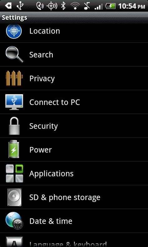 android usb settings how to configure usb connection in android devices step by step with screenshots