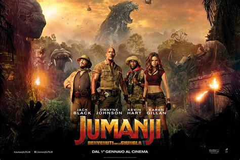 film online jumanji 2 gratis per i nostri lettori i biglietti gratis per l