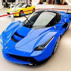 blue laferrari fast and furious