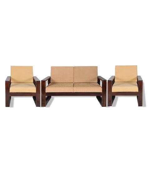 sheesham sofa sheesham wood 4 seater sofa set 2 1 1 buy online at