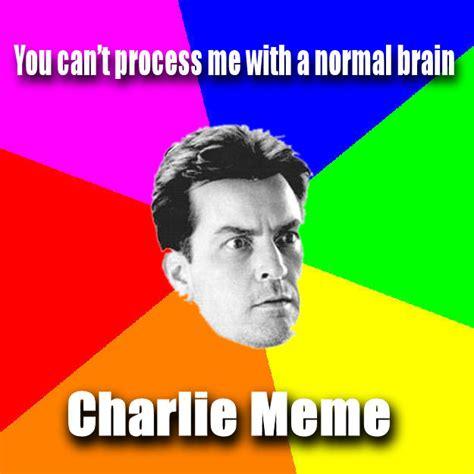 Charlie Meme - charlie meme by brandtk on deviantart