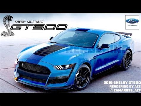 2019 shelby gt500: out in public (new photos & what we