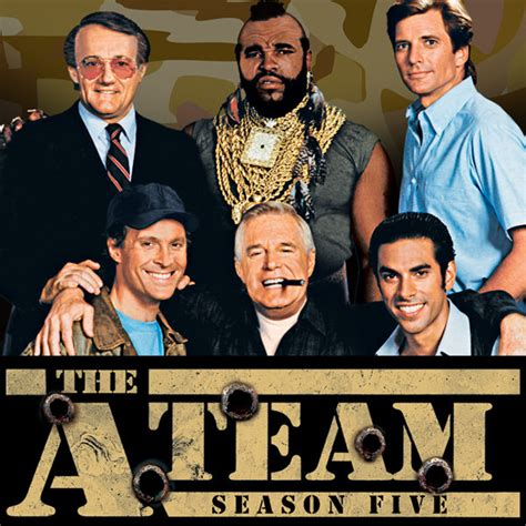 The A Team by The A Team Episodes Season 5 Tv Guide