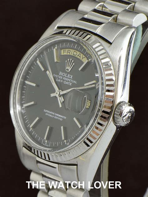 rolex daydate white gold 1803 thewatchlover exclusive