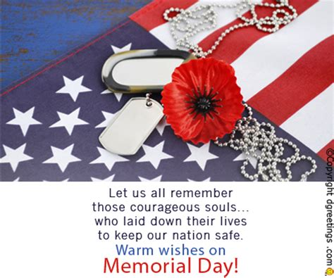 memorial day 2018 messages from daughter son wife and mother
