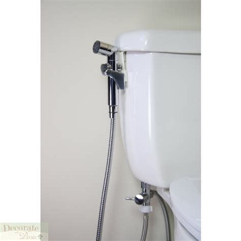 Hygiene Toilet Bidet Brondell Held Bidet Cleanspa Non Electric Toilet