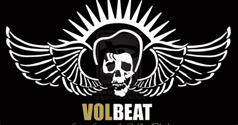 Volbeat Aufkleber Auto by Rock It 180 S Live