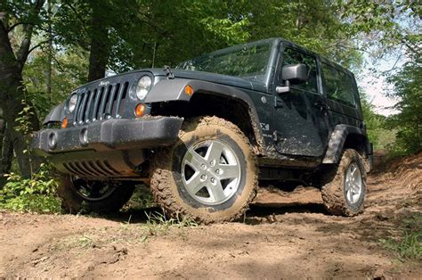 Jeep Liftkits 1 75in Suspension Lift Kit For 07 16 Jeep Jk Wrangler