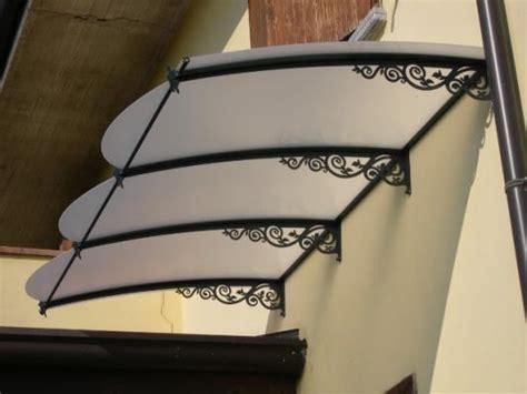 copertura porta ingresso pensilina per ingressi
